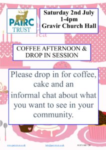 Gravir Coffee Afternoon